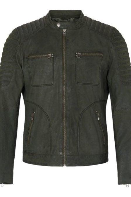 Goosecraft gc alwin biker jack groen