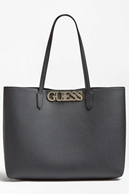e11a55f8e3f Guess landon handtas zwart koop je online bij… | Kellyjeans.nl