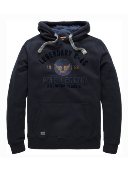 Just brands hooded brushed falcon-salute