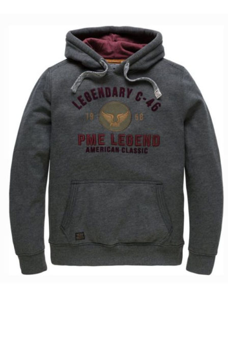 Pme legend hooded brushed falcon silver birch