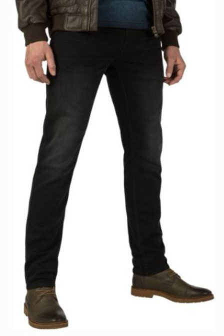 Just brands nightflight black faded stretch