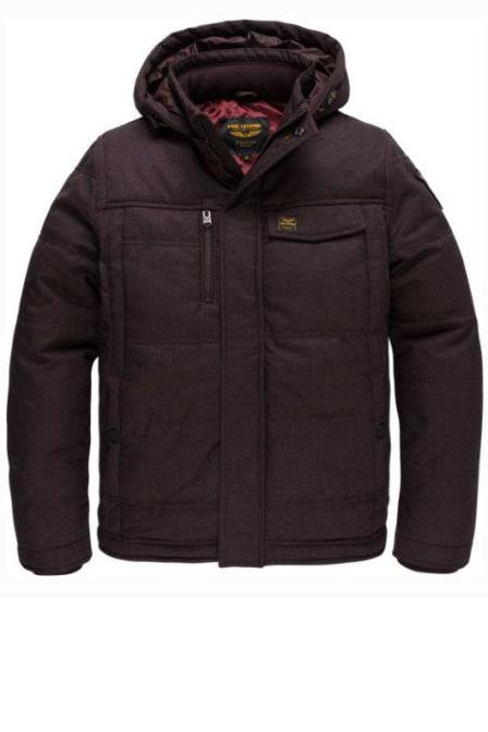 Just brands zip jacket skyhog decadent chocolate