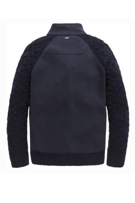 Just brands zip jacket fleece manhatten salute