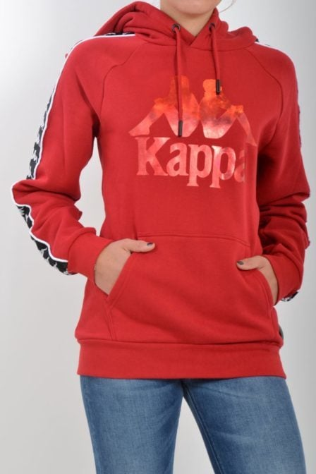 Kappa hurtado red black white