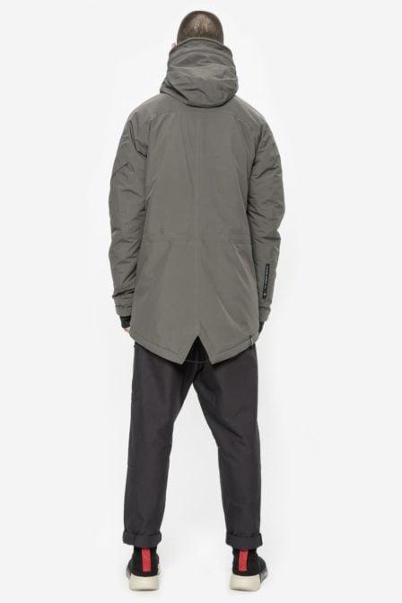 Qm174 jacket spruce grey 182
