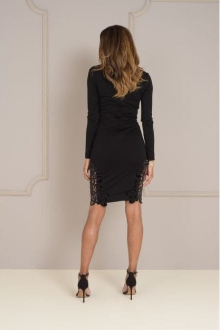 Maria tailor dexas dress black