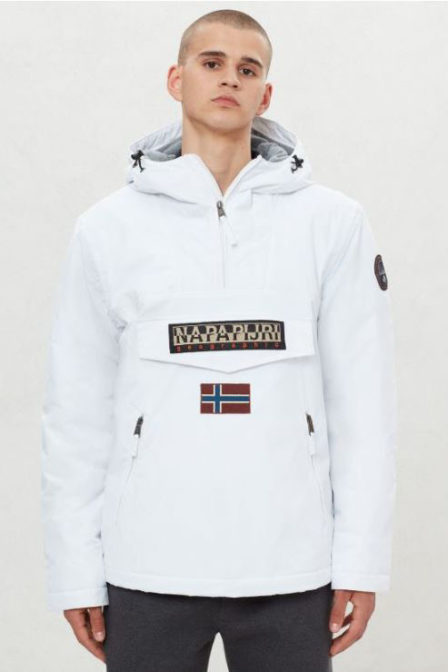 Napapijri rainforest w pkt bright white
