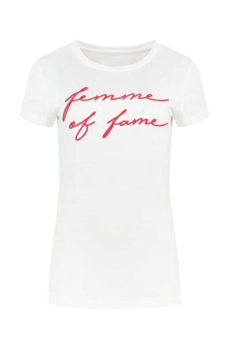 Nikkie t-shirt fame off white