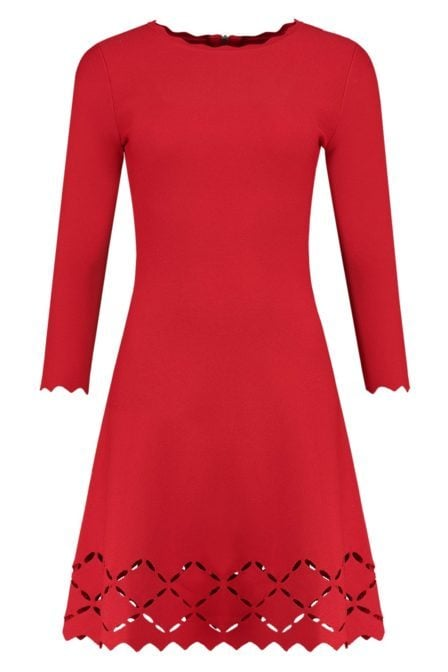 Nikkie joni dress red