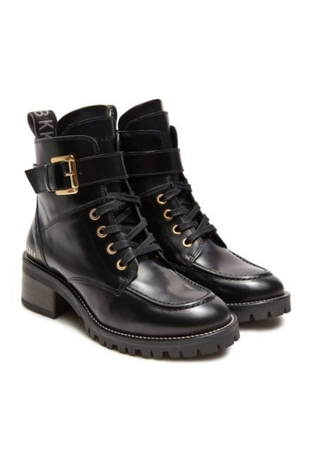 Nubikk djuna danu black leather