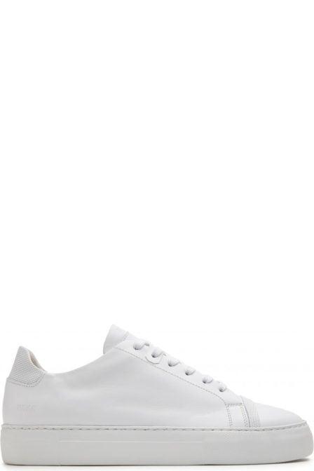 Nubikk jagger aspen sneakers wit