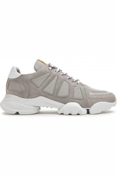 Nubikk mylan razor suede sneakers grijs
