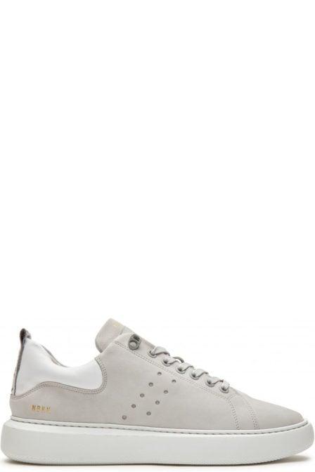 Nubikk scott nubuck sneakers grijs