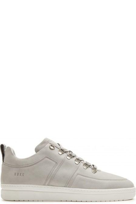 Nubikk yeye maze sneakers grijs