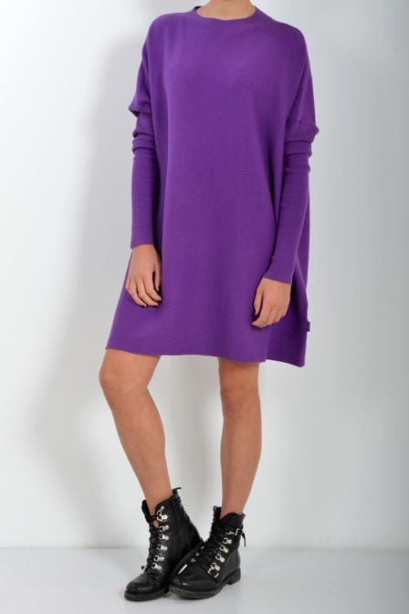 Reinders debby dress amaranth purple