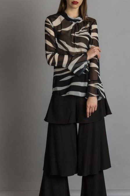 Rinascimento blouse black