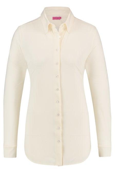 Studio anneloes poppy blouse ivory
