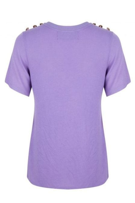 Wanderlust expensive tee lilac