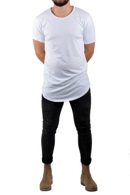 Zumo schoripoto white t-shirt