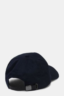 Armani exchange baseball cap navy