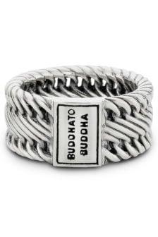 Buddha to buddha edwin small ring zilver