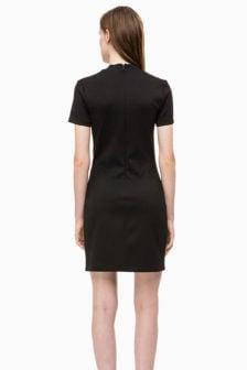 Calvin klein milano jurk zwart