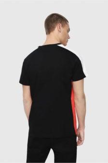 Diesel t-harus shirt zwart