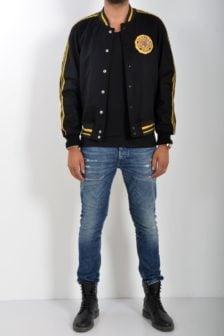 Diesel j-lincoln jacket black