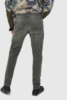 Diesel d-bazer 0669p jeans groen