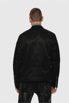 Diesel j-shiro jacket zwart