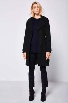 Drykorn dagenham jas zwart