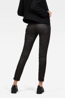 G-star raw midge cody skinny jeans zwart