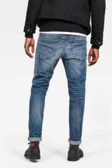 G-star raw slim vintage jeans blauw