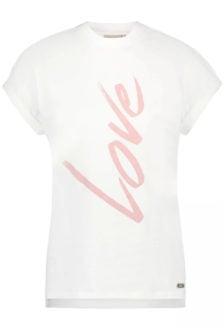 Josh v dora love 27 shirt wit