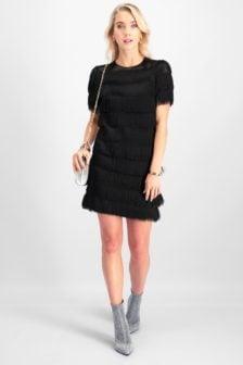 Josh v ris jurk zwart