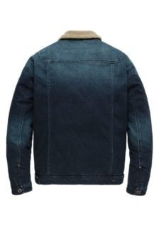 Just brands denim jacket gloomy sky blue