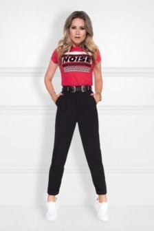 Nikkie by nikkie noise shirt rood