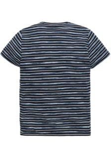 Pme legend jersey strepen shirt blauw