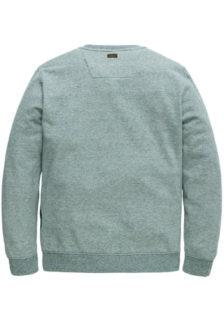 Pme legend space terry-jasper sweater groen