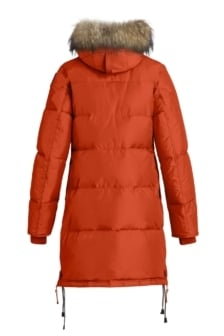 Parajumpers long bear woman scarlet