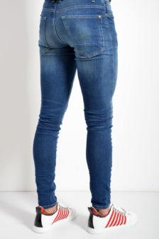 Pure white the jone jeans