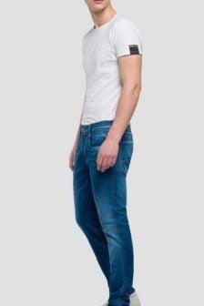 Replay hyperflex slim fit anbass jeans