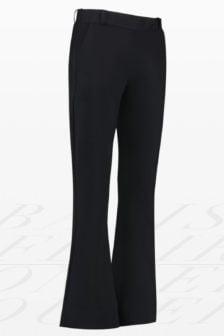 Studio anneloes flair bonded broek zwart