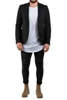 Antony morato super slim jacket tori black