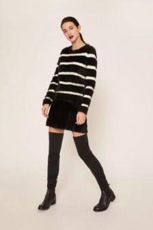Armani mini skirt black