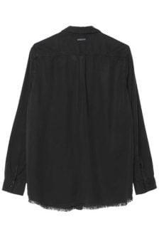 Circle of trust juny blouse jet black