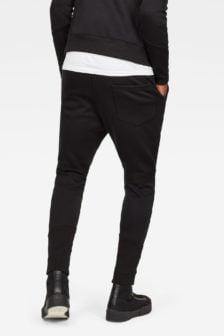 G-star raw motac-x straight tapered sweat pants black
