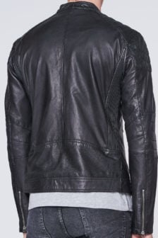 Goosecraft birmingham bikerjas zwart