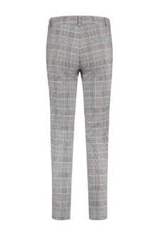 Nikkie luna pants grey check