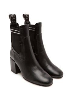 Nubikk gigi cura black leather